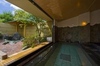露天風呂のある大浴場